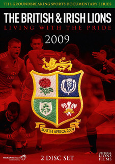 British and Irish Lions 2009: Living With the Pride (2009) (Normal) [DVD]