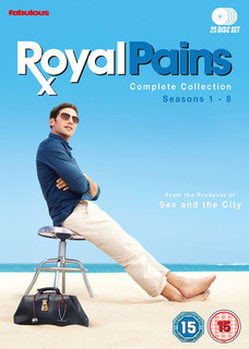 Royal Pains: The Complete Collection (2016) (Normal) [DVD] [DVD / Normal]