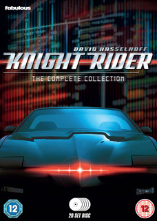 Knight Rider: The Complete Collection (1986) (Box Set) [DVD] [DVD / Box Set]