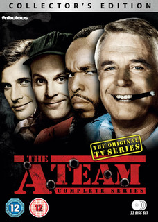 The A-Team: The Complete Series (1987) (Box Set (Collector's Edition)) [DVD] [DVD / Box Set (Collector's Edition)]