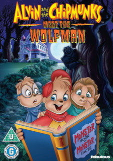 Alvin and the Chipmunks Meet the Wolfman (2000) (Normal) [DVD]