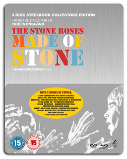 The Stone Roses: Made of Stone (2013) (with DVD - Double Play Steelbook) [Blu-ray] [Blu-ray / with DVD - Double Play Steelbook]