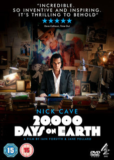 20,000 Days On Earth (2014) (Normal) [DVD] [DVD / Normal]