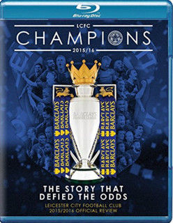 Leicester City: 2015/2016 Official Review (Normal) [Blu-ray]