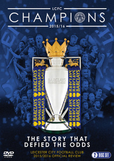 Leicester City: 2015/2016 Official Review (2016) (Normal) [DVD]