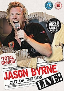 Jason Byrne: Out of the Box - Live (2006) (Normal) [DVD]