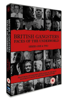 British Gangsters - Faces of the Underworld: Series 1 and 2 (Box Set) [DVD]