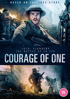 Courage of One (2018) (Normal) [DVD] [DVD / Normal]