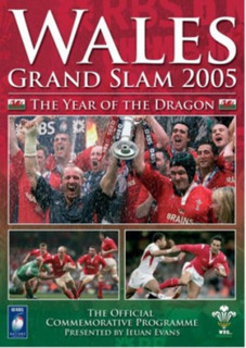 Welsh Grand Slam - Year of the Dragon (Normal) [DVD]