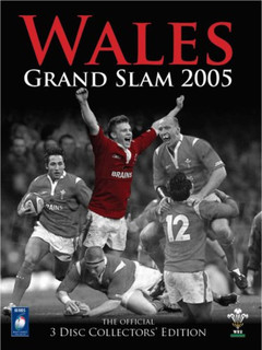 Welsh Grand Slam - Year of the Dragon (Collector's Edition) [DVD]