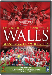 Wales Grand Slam 2012 - RBS 6 Nations Review (Normal) [DVD]