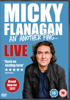 Micky Flanagan: An' Another Fing Live (2017) (Normal) [DVD] [DVD / Normal]