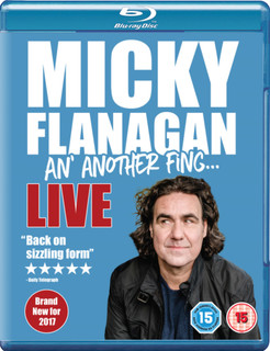 Micky Flanagan: An' Another Fing Live (2017) (Normal) [Blu-ray]