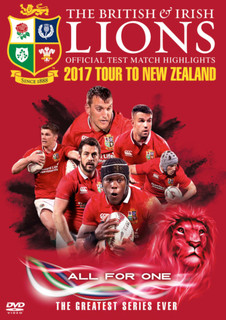 British and Irish Lions: Official Test Match Highlights - 2017... (2017) (Normal) [DVD]