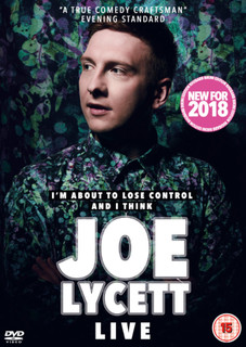 Joe Lycett: I'm About to Lose Control and I Think Joe Lycett (2018) (Normal) [DVD] [DVD / Normal]
