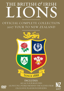 British and Irish Lions: Official Complete Collection 2017... (2017) (Box Set) [DVD]