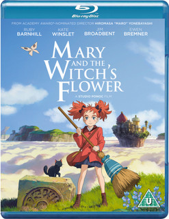 Mary and the Witch's Flower (2017) (Normal) [Blu-ray] [Blu-ray / Normal]