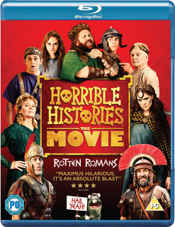 Horrible Histories the Movie - Rotten Romans (Normal) [Blu-ray]