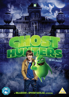 Ghosthunters - On Icy Trails (Normal) [DVD]