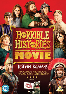 Horrible Histories the Movie - Rotten Romans (2019) (Normal) [DVD]
