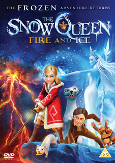 The Snow Queen 3 - Fire and Ice (Normal) [DVD]