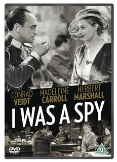 I Was a Spy (1933) (Normal) [DVD]
