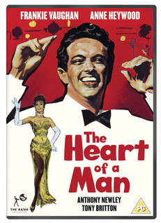 The Heart of a Man (1959) (Normal) [DVD]