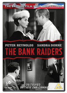 The Bank Raiders (1958) (Normal) [DVD] [DVD / Normal]