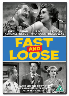 Fast and Loose (1954) (Normal) [DVD] [DVD / Normal]