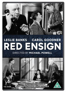 Red Ensign (1934) (Normal) [DVD]