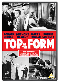 Top of the Form (1953) (Normal) [DVD] [DVD / Normal]