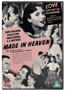 Made in Heaven (1952) (Normal) [DVD]