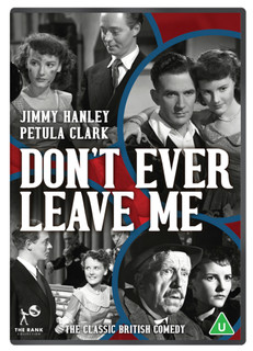 Don't Ever Leave Me (1949) (Normal) [DVD] [DVD / Normal]