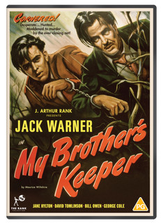 My Brother's Keeper (1948) (Normal) [DVD] [DVD / Normal]