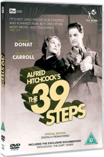 The 39 Steps: Special Edition (1935) (Normal) [DVD] [DVD / Normal]