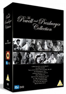 The Powell and Pressburger Collection (Box Set) [DVD]