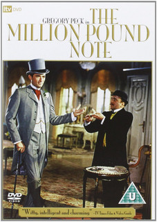 The Million Pound Note (1954) (Normal) [DVD] [DVD / Normal]