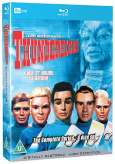 Thunderbirds: The Complete Collection (1966) (Normal) [Blu-ray] [Blu-ray / Normal]