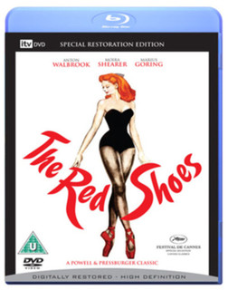 The Red Shoes: Special Edition (1948) (Restored) [Blu-ray] [Blu-ray / Restored]