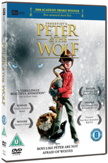Peter and the Wolf (Normal) [DVD]