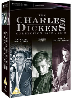 A Tale of Two Cities/Oliver Twist/Great Expectations (1958) (Normal) [DVD] [DVD / Normal]