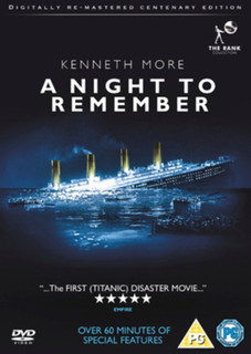 A Night to Remember (Remastered) [DVD]