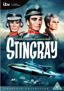 Stingray: The Complete Collection (1965) (Box Set) [DVD]
