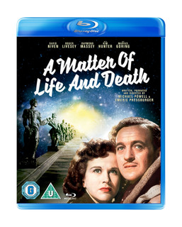 A Matter of Life and Death (1946) (Normal) [Blu-ray]