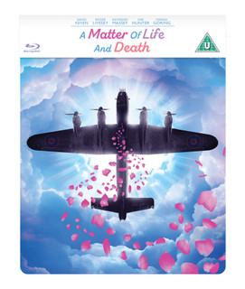 A Matter of Life and Death (1946) (Steel Book) [Blu-ray]