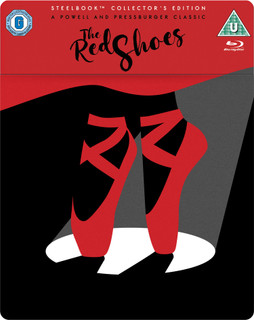 The Red Shoes (1948) (Steel Book) [Blu-ray]