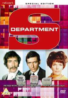 Department S: The Complete Series (1970) (Special Edition Box Set) [DVD] [DVD / Special Edition Box Set]