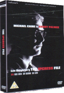 The Ipcress File (Normal) [DVD]