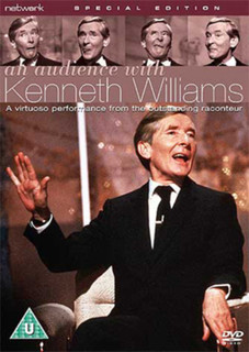 Kenneth Williams: An Audience with Kenneth Williams (1982) (Special Edition) [DVD] [DVD / Special Edition]