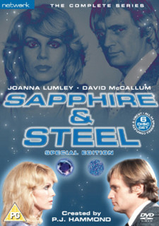 Sapphire and Steel: Complete Series (1982) (Special Edition Box Set) [DVD] [DVD / Special Edition Box Set]